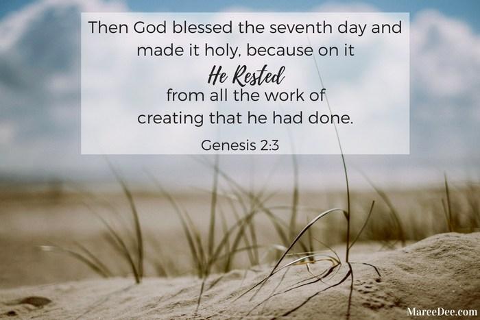 god rested