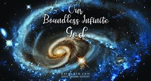boundless god