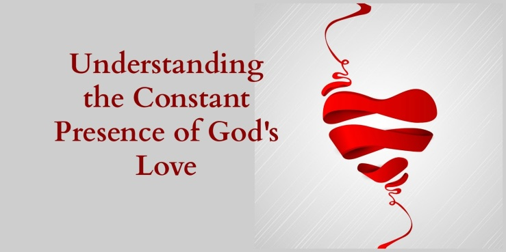 God's Love Means He's Always With Us link