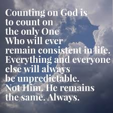 counting God