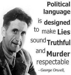 Orwell-political-language