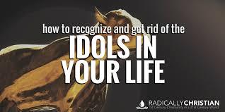 dont make idols