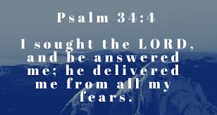 Psalm 34 4
