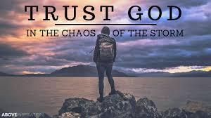 trust God storm