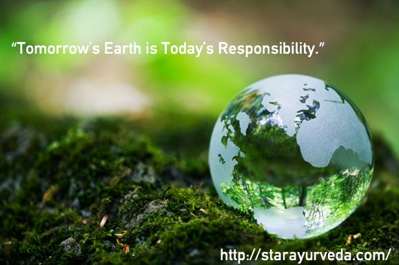 earth responsibillity