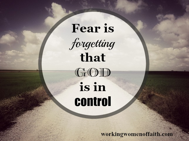fear-is-forgetting